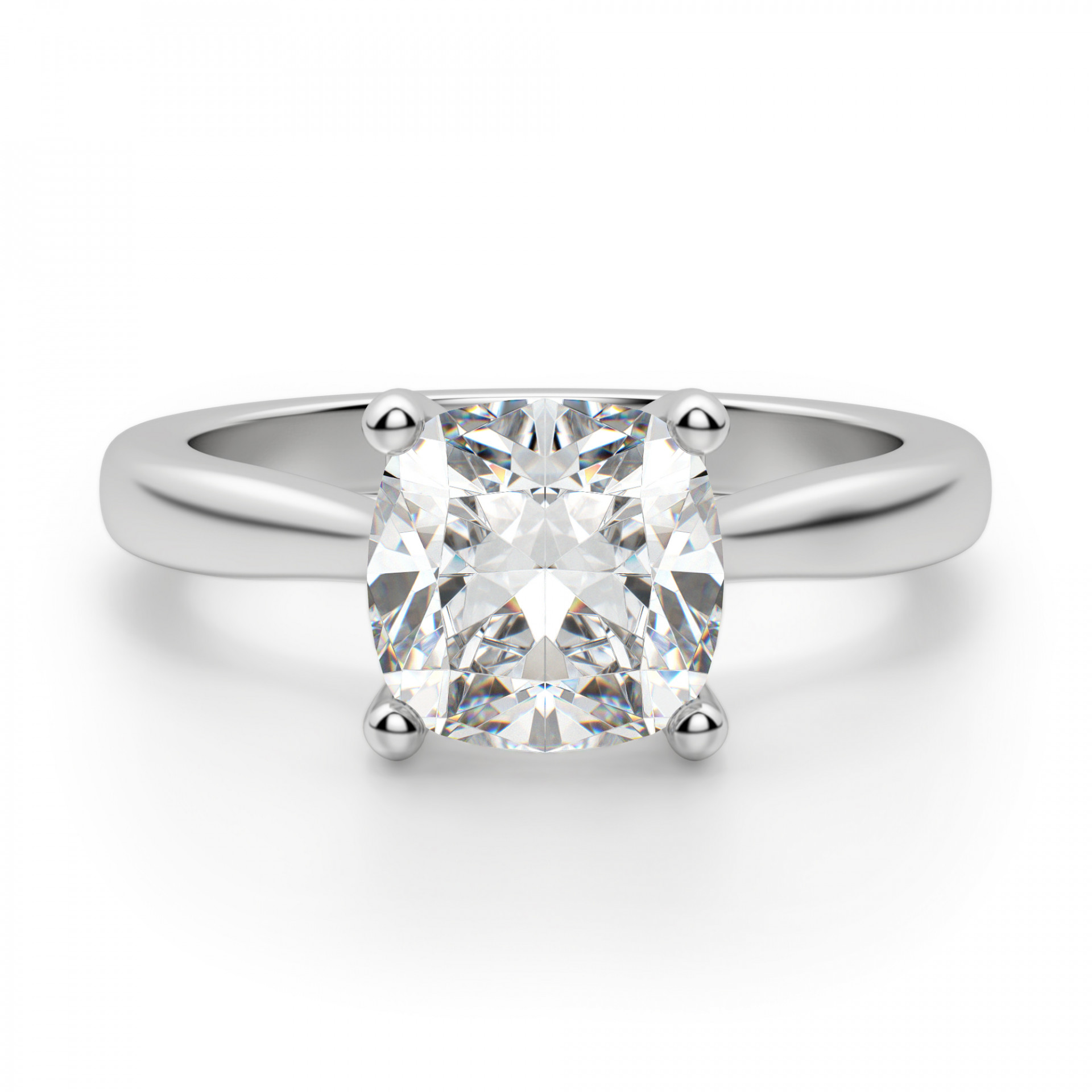 montreal cushion cut engagement ring. Black Bedroom Furniture Sets. Home Design Ideas