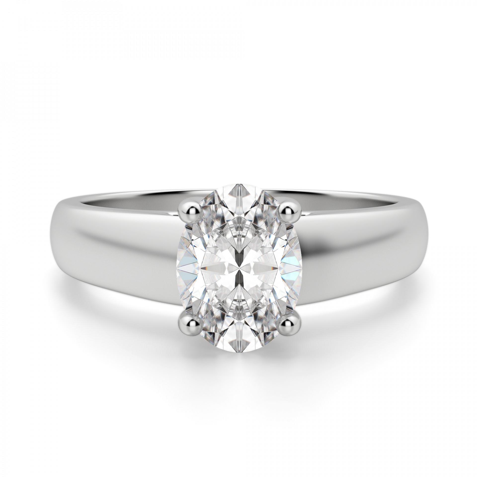 6df7b0e2b2306 Jillian Oval Cut Engagement Ring