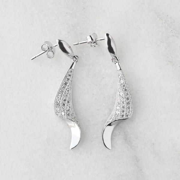 Caladium - Sterling Silver