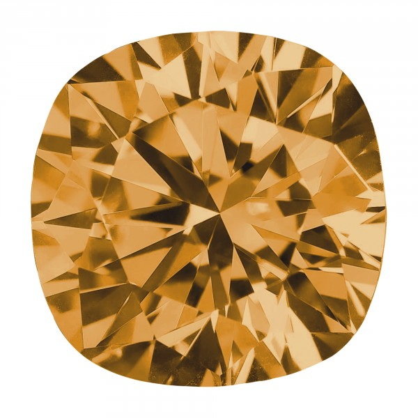 Champagne Cushion Cut