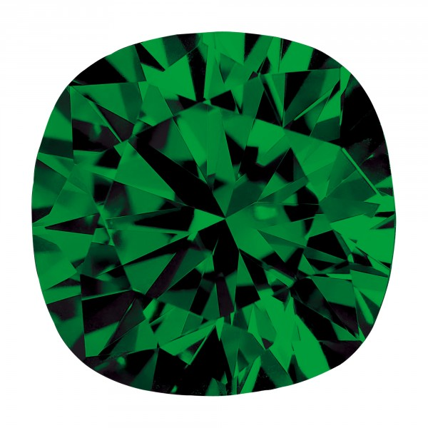 Emerald Cushion Cut