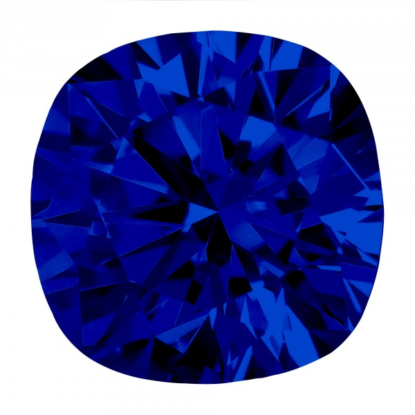 Sapphire Cushion Cut