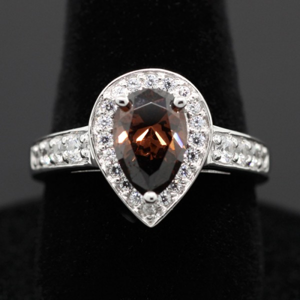 Dolce Darling - Lorian Platinum - Ring Size 5.0