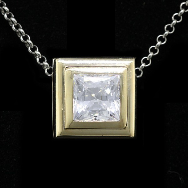 The End Zone - 2.01 Carats - 14k  Yellow Gold