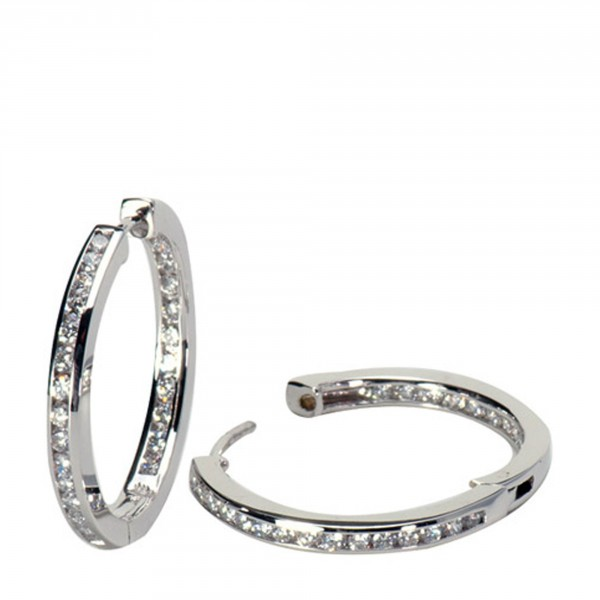 Eve - 14k White Gold