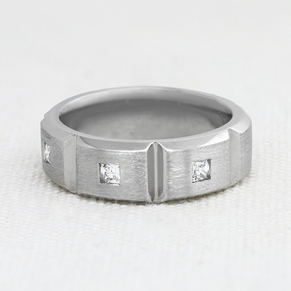 Sinclair - Palladium - Ring Size 10.0