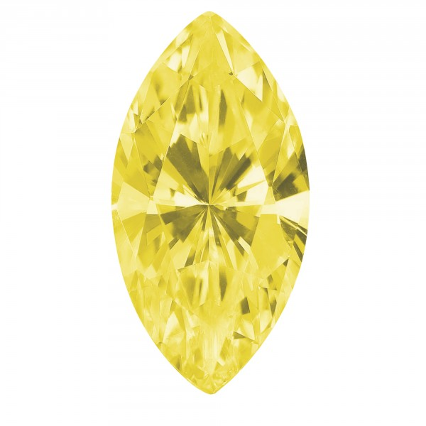 Canary Marquise Cut