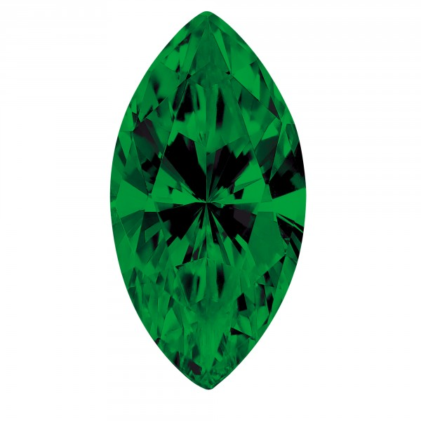 Emerald Marquise Cut