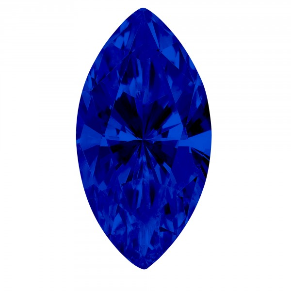 Sapphire Marquise Cut
