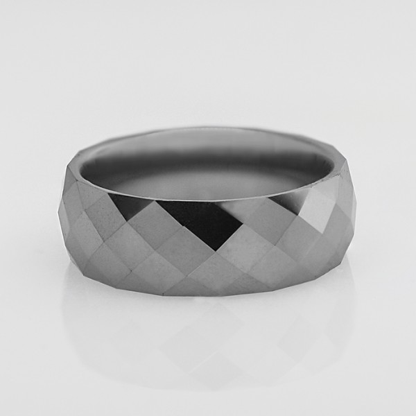 Flash - Titanium - Ring Size 10.5