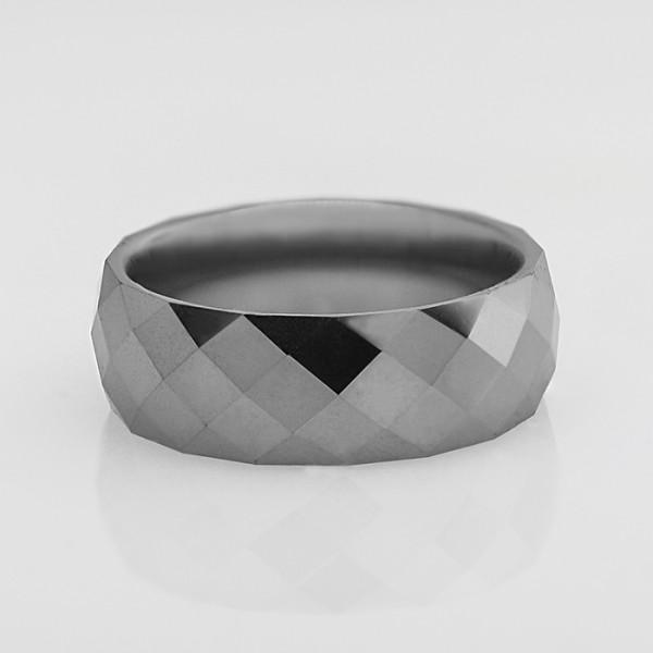 Flash - Titanium - Ring Size 10.5