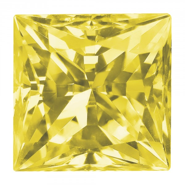 Canary Princess Cut