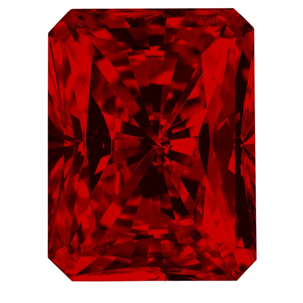 Ruby Radiant Cut