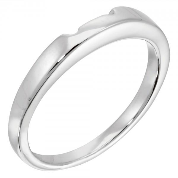 Tempest Matching Band - Palladium - Ring Size 5.5-7.5