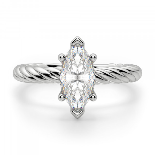 Fiji Marquise Cut Engagement Ring