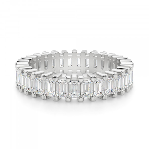 Heaven Sent Petite Eternity Band