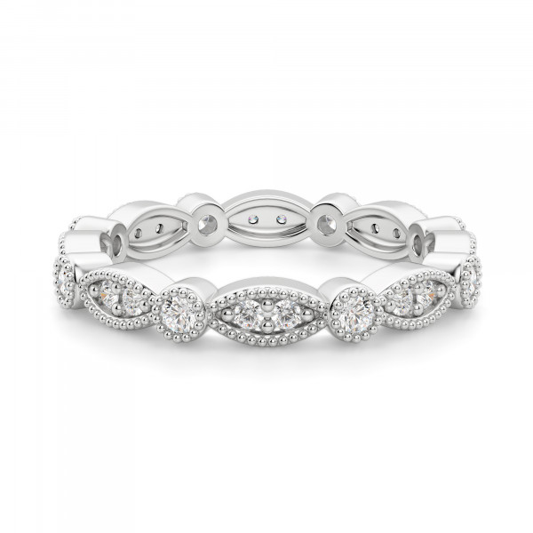 Infinite Grace Petite Eternity Band