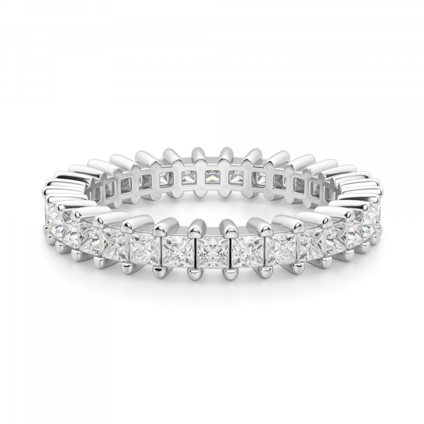 Morning Star Petite Eternity Band