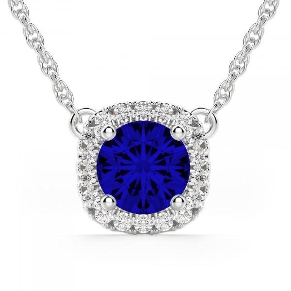 Naples Sapphire Necklace