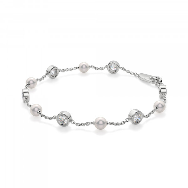 Sienna Bracelet, Lorian Platinum
