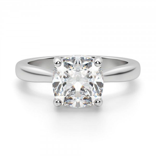 Verona Cushion Cut Engagement Ring