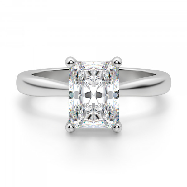 Verona Radiant Cut Engagement Ring