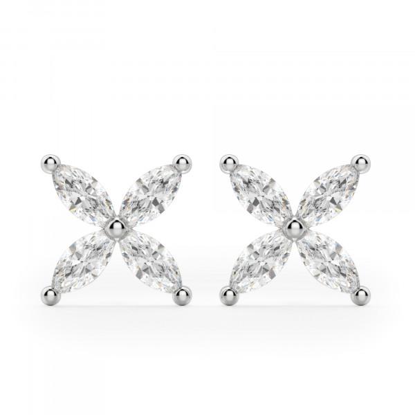 Primrose Stud Earrings