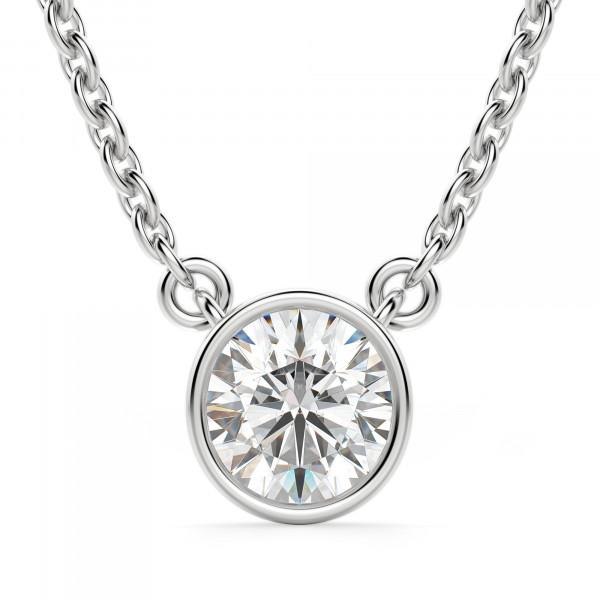 Marseille Round Necklace