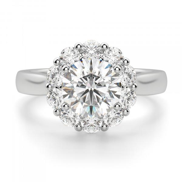 Sedona Classic Round Cut Engagement Ring