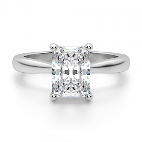 f46411c94 Verona Radiant Cut Engagement Ring