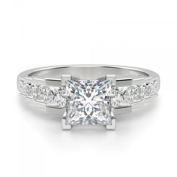 a65ba6983 Engagement Rings | Multi Stone | Cinderella Staircase Engagement Ring