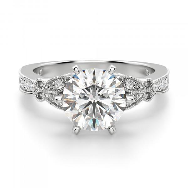 Engagement Rings Vintage French Quarter Engagement Ring