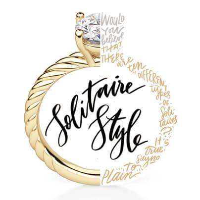 10 Unique Solitaire Styles