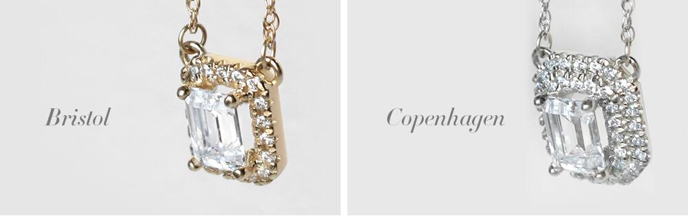 Bristol and Copenhagen Necklaces