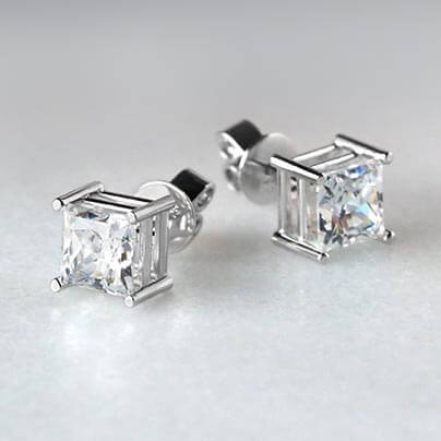 How to Choose Princess Cut Stud Earrings