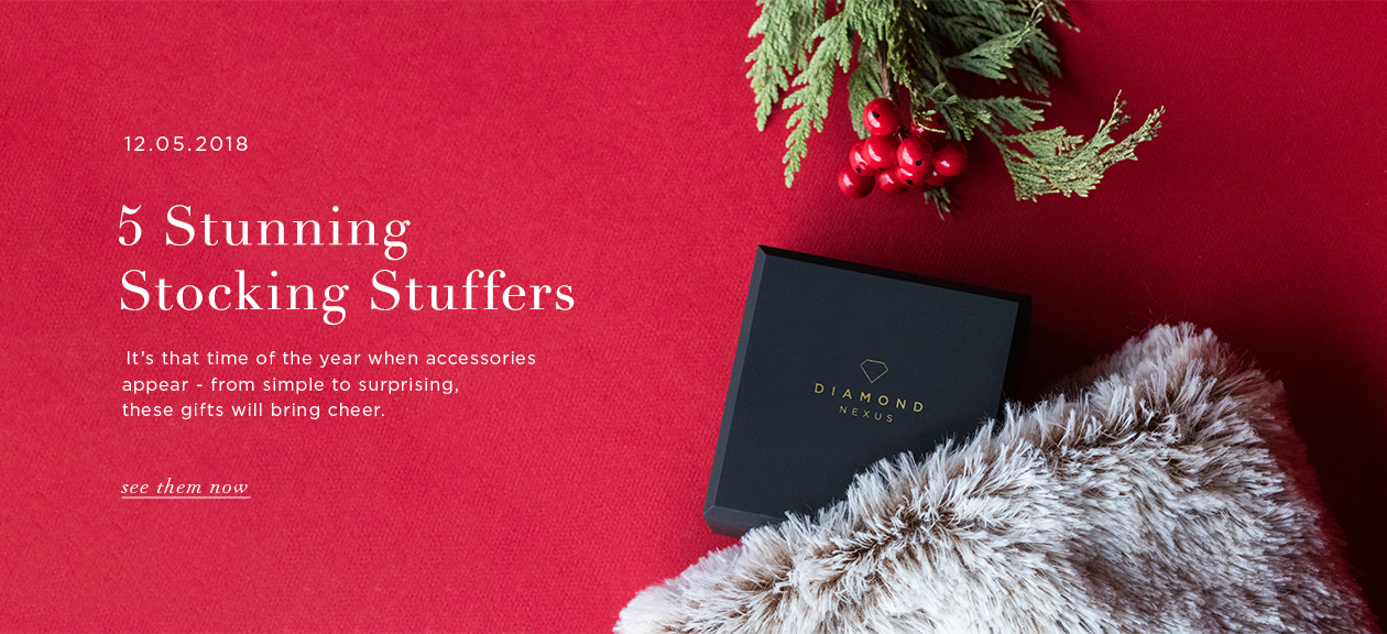 5 Stunning Stocking Stuffers