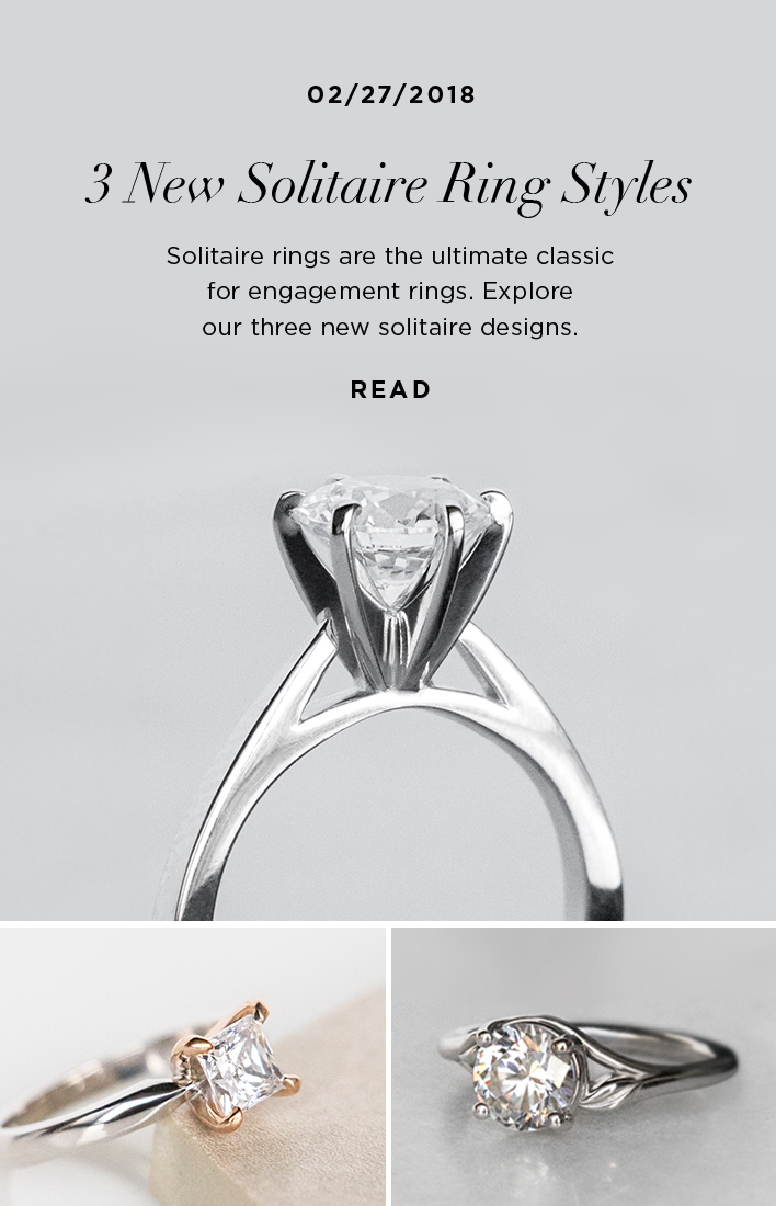 3 New Solitaire Rings You Have to See