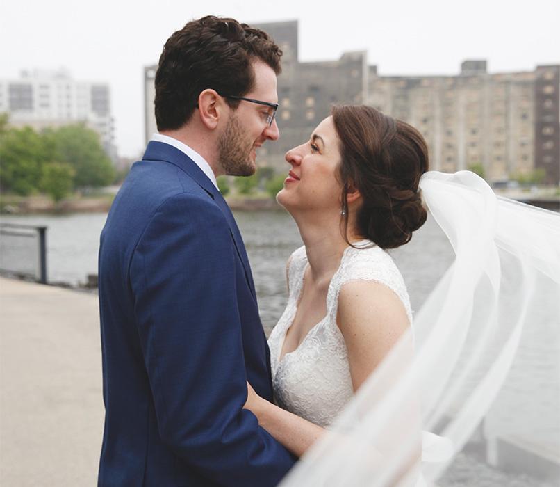 Real Weddings: Lisa & Patrick