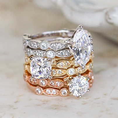 Introducing Infinite Love: Our Most Romantic Ring Design