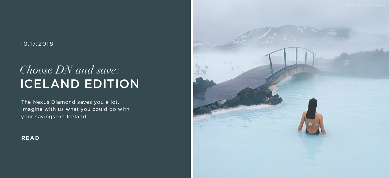 Choose DN & save: Iceland Edition