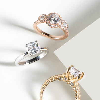 Top New Engagement Ring Trends