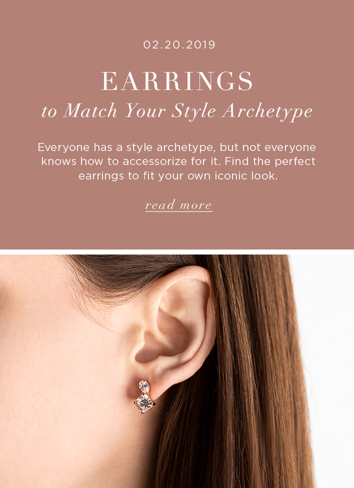 Earrings to Match Your Style Archetype
