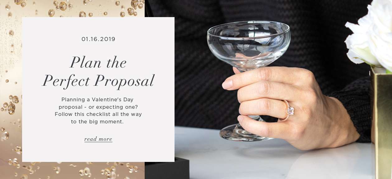 Plan the Perfect Proposal