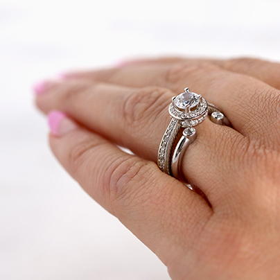 Where to Wear Your Engagement Ring