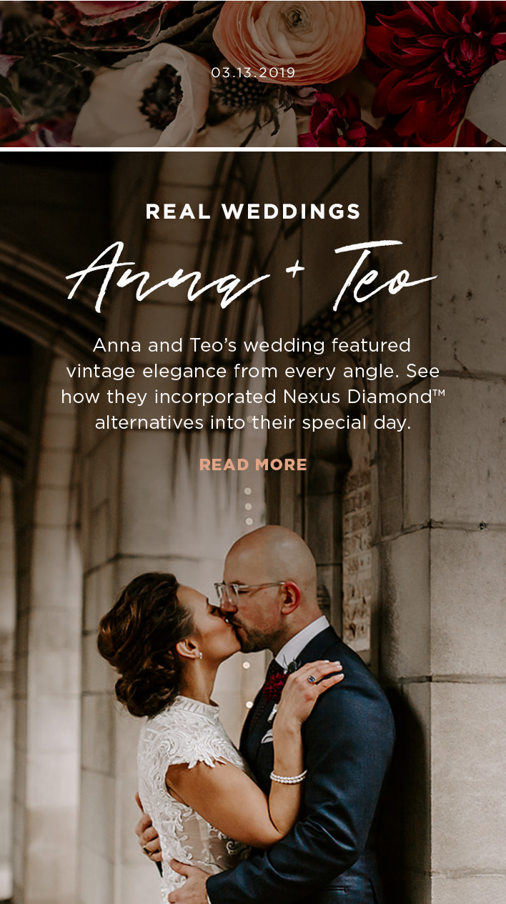 Real Weddings: Anna & Teo