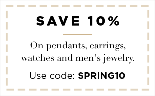 Save 10% with coupon code SPRING10