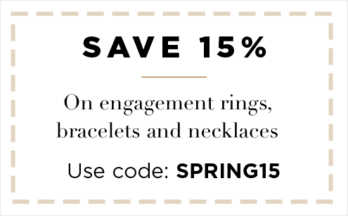 Save 15% with coupon code SPRING15